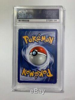 PSA 10 GEM MINT 1st edition Entei Neo Revelation HOLO RARE Pokemon Card