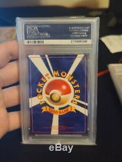 PSA 10 Gem Mint Lugia #249 Neo Holo Rare Japanese Pokemon Card