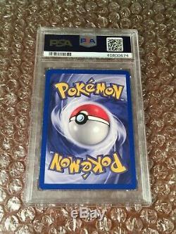 PSA 10 Misty's Gyarados 1st Edition Holo Rare Gym Challenge Pokemon Card #13