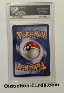PSA 10 Ninetales Expedition Base Set 23/165 Holo Rare Original Pokemon Card 1/6
