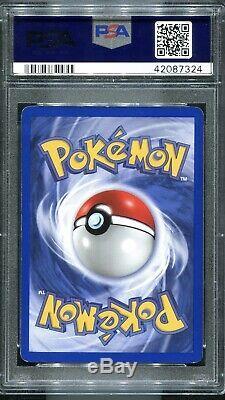 PSA 7 1st Edition Base Set Shadowless Charizard Holo Rare Pokemon Card Thick