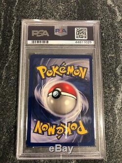PSA 7 1st Edition Shadowless Alakazam Pokemon Card Holo Rare Base Set 1/102