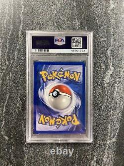 PSA 9 Charizard Base Set 4/102 Pokemon Card Holo Rare Mint 1999