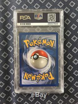 PSA 9 Crystal Charizard Holo (Skyridge) 146/144 Ultra Rare Pokemon Card