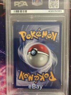PSA 9 Dragonite Holo Rare Expedition 2002 Pokemon Card #9