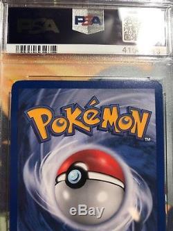 PSA 9 MINT Latios GOLD STAR 106/107 Ex Deoxys SECRET RARE HOLO Pokemon Card