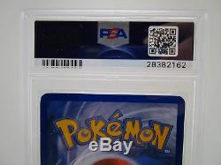 PSA 9 MINT Umbreon Gold Star Pop Series 5 Promo Pokemon Card 17/17 B34
