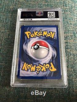 PSA10 Blaine's Charizard 1st Edition 2/132 Holo Gym Challenge Rare Pokemon Card