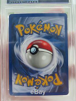 Pokemon 1999 Base Holo Charizard 4/102 PSA 10! RARE Card