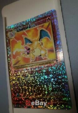 Pokemon 1x Charizard 3/110 Reverse Holo Rare Card Legendary Collection Nm