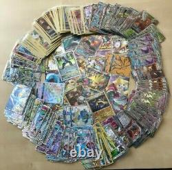 Pokemon 35 ULTRA RARE ONLY Card Lot GUARANTEE 35 V/GX/EX/MEGA/BREAK/FULL ART