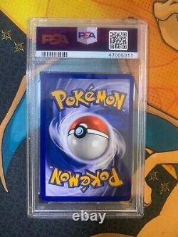 Pokemon Card 1st Edition DARK GYARADOS HOLO PSA 9 MINT (Team Rocket)