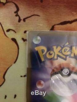 Pokemon Card Charizard V MAX HR Holo Promo 104/S-P Nintendo Competition Battle
