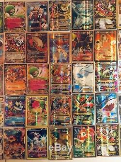 Pokemon Card Collection 100+ EX GX Ultra Rare, 220+ Holo, 6 Near Complete Sets