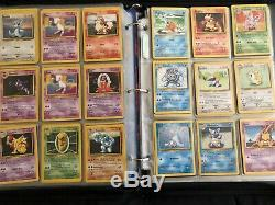 Pokemon Card Collection 350+ cards (no energy) 1st editions, holos, rares