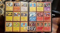 Pokemon Card Collection Lot 3900+ Charizard Holo Rare EX GX Ultra Rare Promo