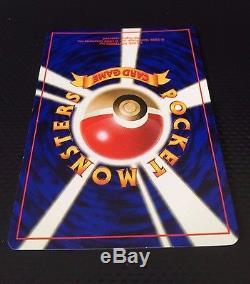 Pokemon Card Eevee Promo Fan Club 500pts Very Rare 2000 Mint Near Mint