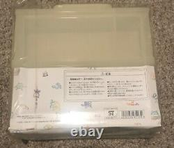 Pokemon Card Game Carrying Case Japanese Vintage Factory Sealed! Very Rare
