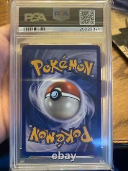 Pokemon Card Holo GROUDON EX 93/100 Ex crystal guardians PSA 9 MINT! 2006
