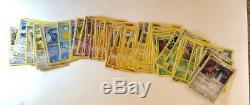 Pokemon Card Lot Collection Ex Gx Holo Rare Reverse Sets 1995 Psa WotC Read Desc