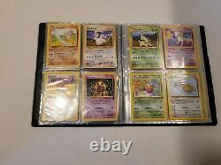 Pokemon Card Lot Vintage WOTC, Holo Rare, 1st Ed, Binder Collection! READ BELOW