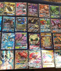 Pokemon Card Lot of 2000 Bulk ULTRA RARES GX Commons Uncommons Trainer RANDOM