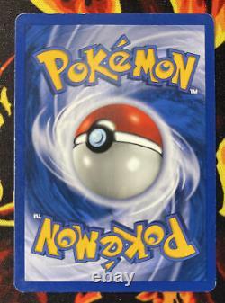 Pokémon Card SHINING MEWTWO 109/105 NEO DESTINY SECRET RARE Beautiful Card