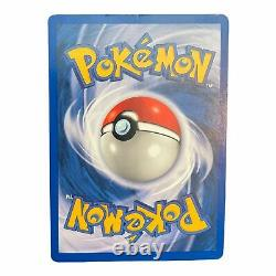 Pokemon Card Shining Magikarp 66/64 Neo Revelation Holo Secret Rare LP Played
