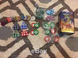 Pokemon Cards Lot Vintage and New 5000+ EX, Holo Rare 1st Edition+ More