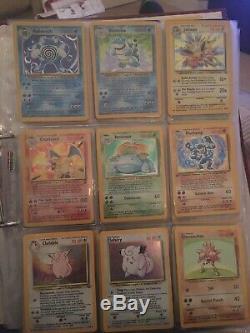 Pokemon Cards WOTC rocket job lot charizard blastoise vintage rare cards