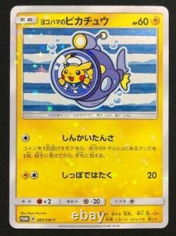 Pokemon Center Card Japanese Yokohama Limited Pikachu 280 / SM-P Promo Mint