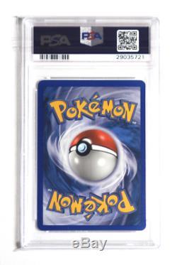 Pokemon EX Power Keepers # 102 Gold Star Vaporeon Holo PSA 10 Card GEM MINT Rare