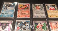 Pokemon Fire Red & Leaf Green COMPLETE Set EX Ultra & Secret Rare Cards + More