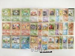 Pokemon Japanese 1st 151/151 Complete Base Mint-ex Holos, Rares, Uc, C Cards 1996