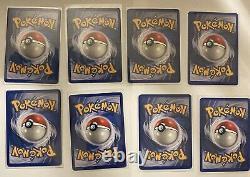 Pokemon Legendary Master Set+3 Cards + Booster PSA10+Charazard PSA9+Box Toppers