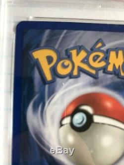 Pokemon Lugia 149/144 Aquapolis Holo PSA 9 Secret Rare Crystal Card Mint