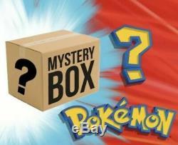Pokemon Mystery Box $99.99 2 x Ultra Rare Graded Card Guaranteed