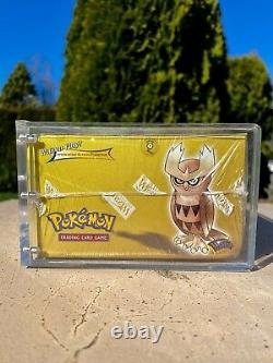 Pokemon Neo Destiny Booster Box Unlimited Factory SEALED MINT RARE TCG Card Game