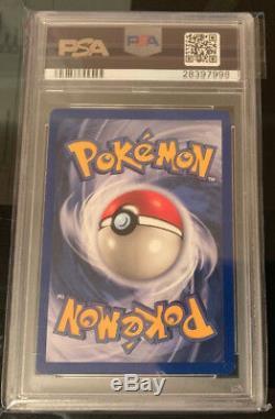 Pokemon PSA 10 GEM MINT Jungle SET 1ST EDITION WigglyTuff HOLO Rare Card