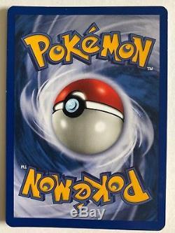 Pokemon Shining Mewtwo card 109/105, ultra rare