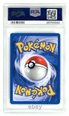 Pokemon Southern Island Mew Promo #1 Card PSA 10 GEM MINT 2001 WOTC Holo Swirl
