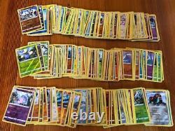 Pokemon TCG 10 Card Lot All Holo with Ultra Rare V EX GX Vmax Rainbow