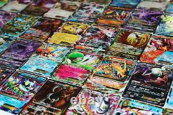 Pokemon TCG 40 RARE OFFICIAL CARDS with a GUARANTEED EX, GX, or MEGA EX + HOLOS