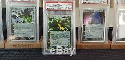 Pokemon TCG Card Gold Star Ultra Secret PSA EX Team Rocket Returns 109 Rare
