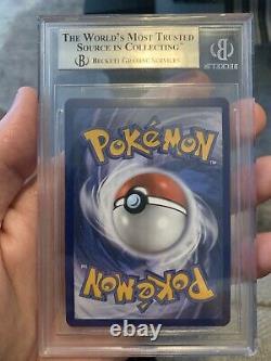 Pokemon XY Evolutions Base Art Charizard 11/108 Holo Rare Card BGS 9 PSA 10