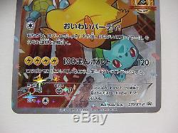 Pokemon XY Pikachu 20th Anniversary Festa Promo 279/XY-P Holo Card New Japanese