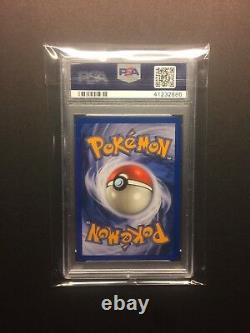 Pokemon card GENGAR H9/H32 HOLO E-READER PSA 10 GEM MINT Skyridge 2003 Misprint