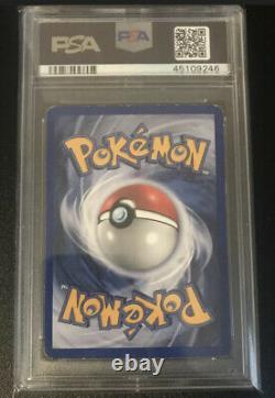 Psa 4 VG-EX Rayquaza Gold Star EX Deoxys #107 Pokemon 2005 Holo Card