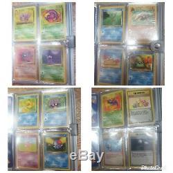 RARE COMPLETE POKEMON FOSSIL SET 62/62 100% ORIGINAL Vintage CARDS 15 HOLOS