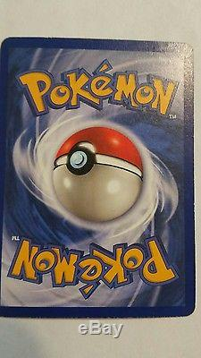 RARE Charmeleon Pokemon Card excellent Condition 1995 24/102